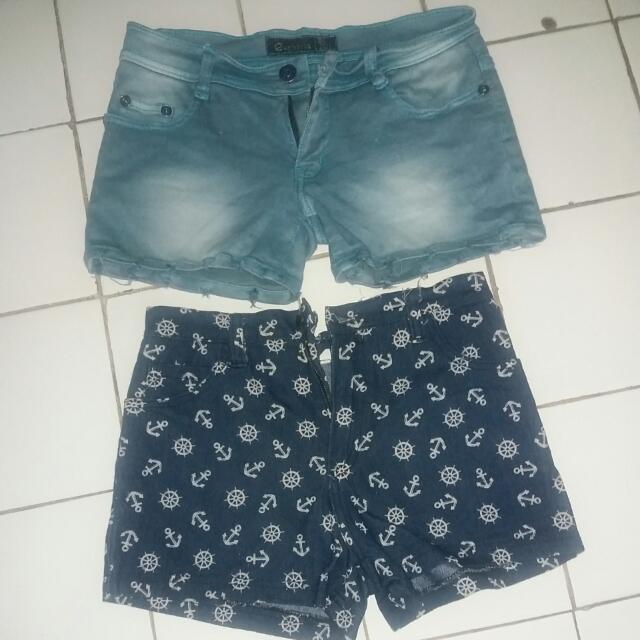 Hotpants Size M & 29
