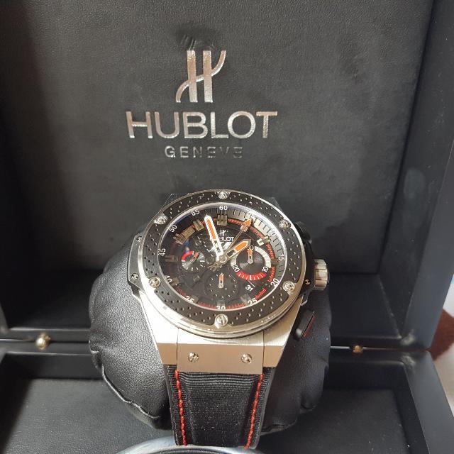 Hublot F1 Zirconium 48mm Automatic Watch