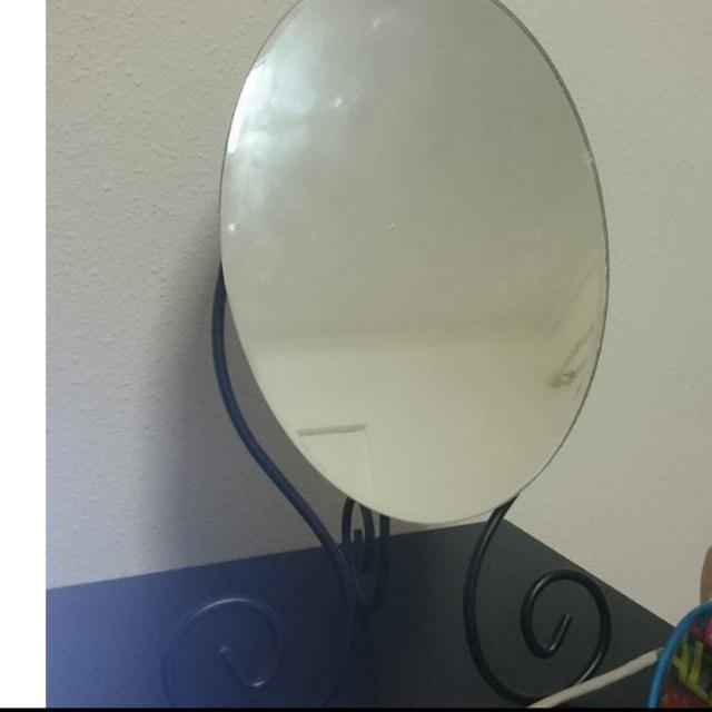 Ikea Table Mirror