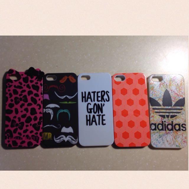 iPhone 5 Cases $5