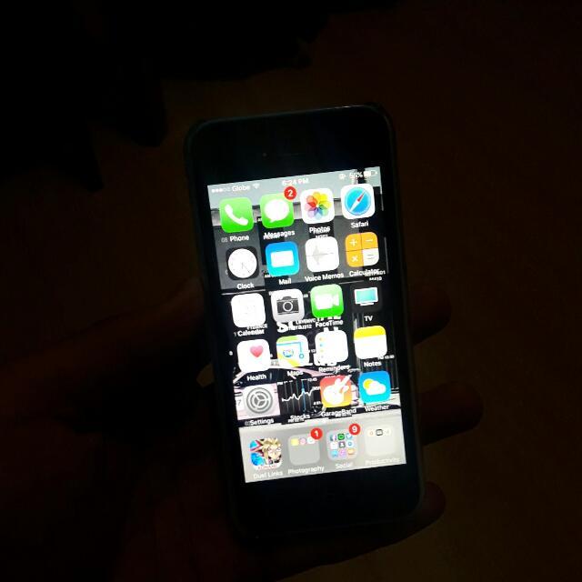 iPhone 5C 16GB NEG