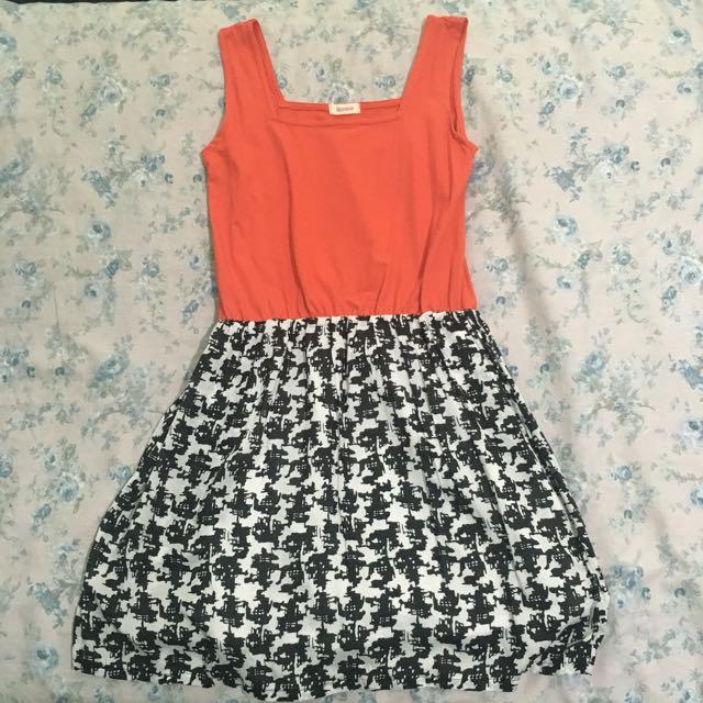 Jellybean Dress