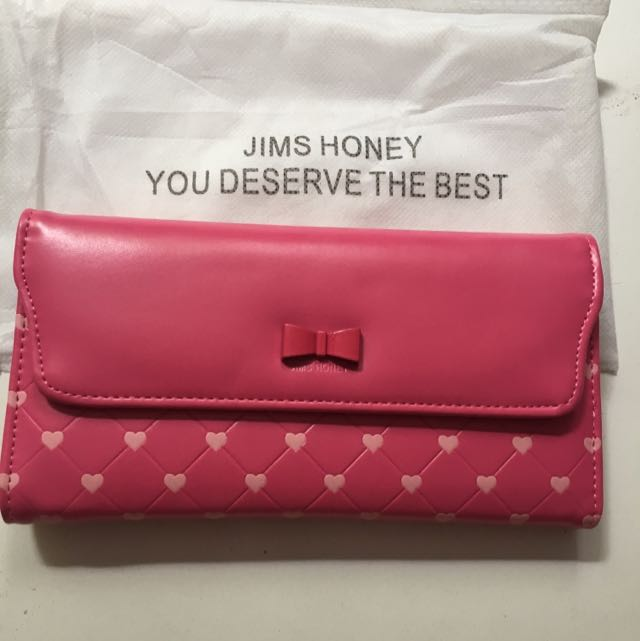 Jims Honey Wallet