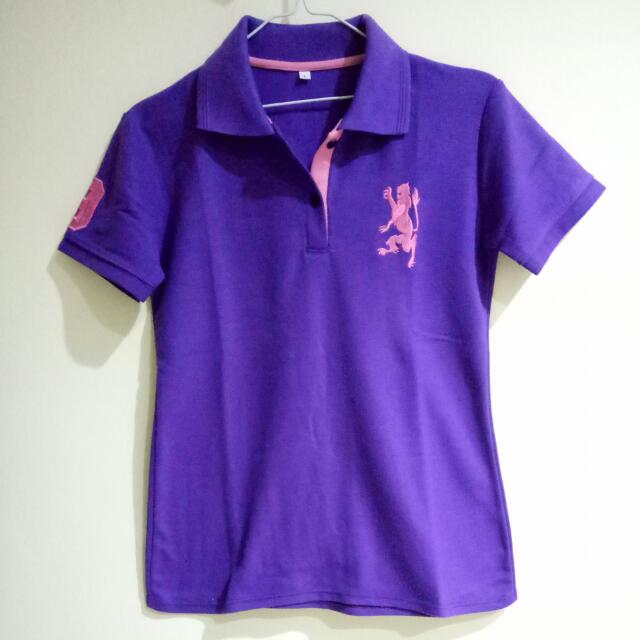 Kaos Kerah Polo