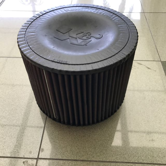 K&N Air Filter For Kijang Innova Diesel