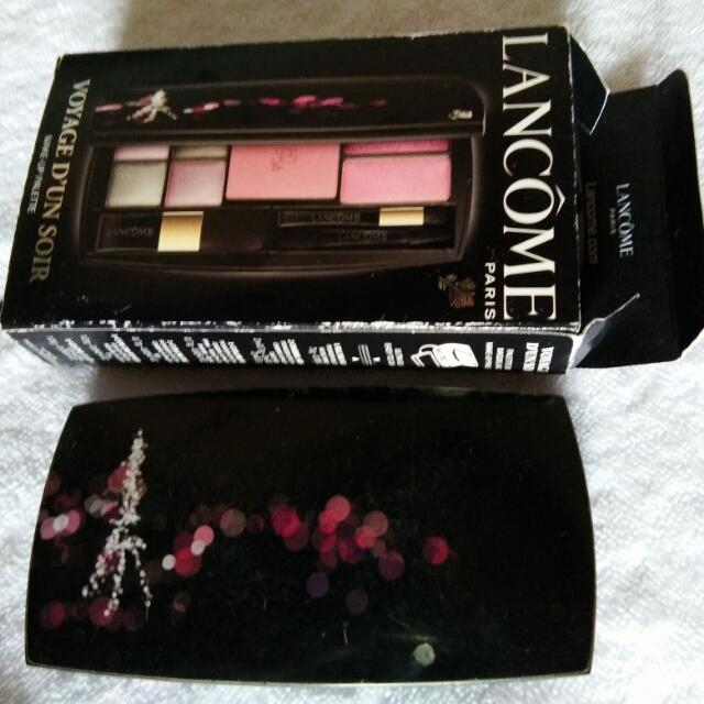 Lancome Travel Kit Make Up Pallete