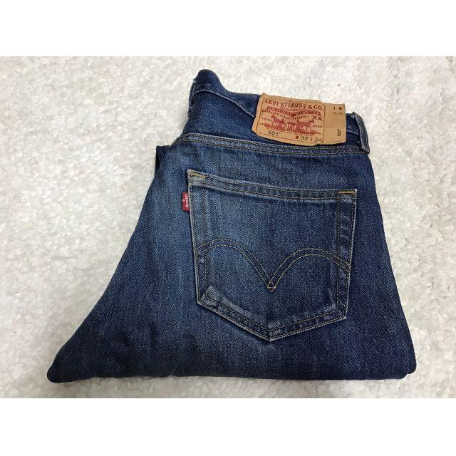 LEVI'S LEVIS 005010000 W32 L34 直筒丹寧牛仔褲 501 502 505 506 522