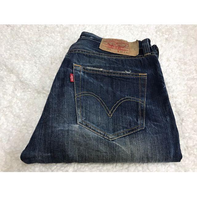 --LEVI'S LEVIS 08501-0358 W32 L34 直筒牛仔褲 501 502 505 506 522