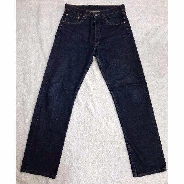 LEVI'S LEVIS 501-0101 W31 L34 原色直筒老褲牛仔褲 501 502 505 506 522
