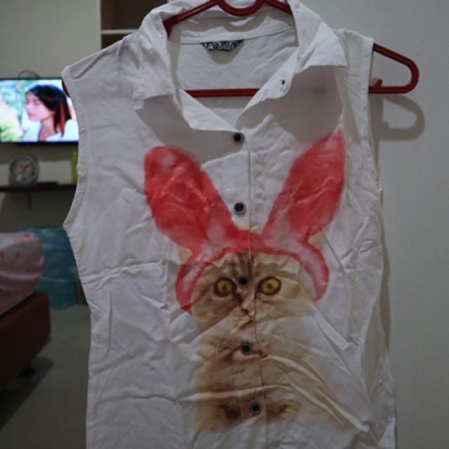 Little Cat Shirt