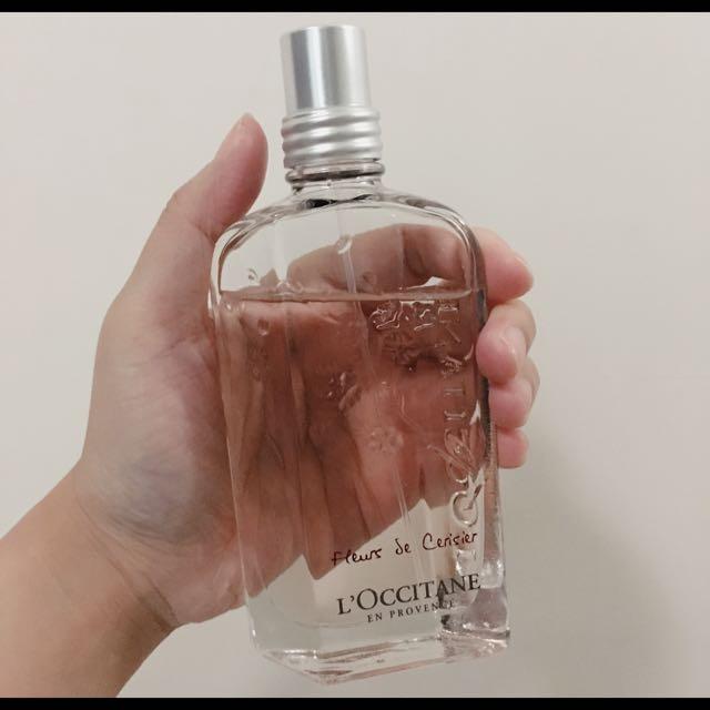 #我有香水要賣 L'OCCITANE 歐舒丹櫻花香水