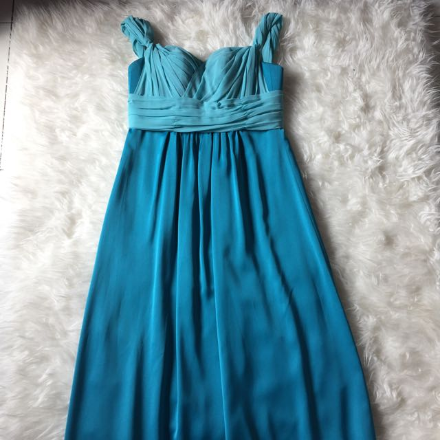 Long Dress Size M Fit To Small L