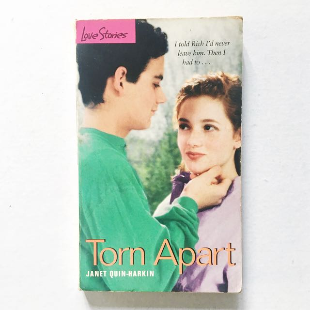 Love Stories #38: Torn Apart