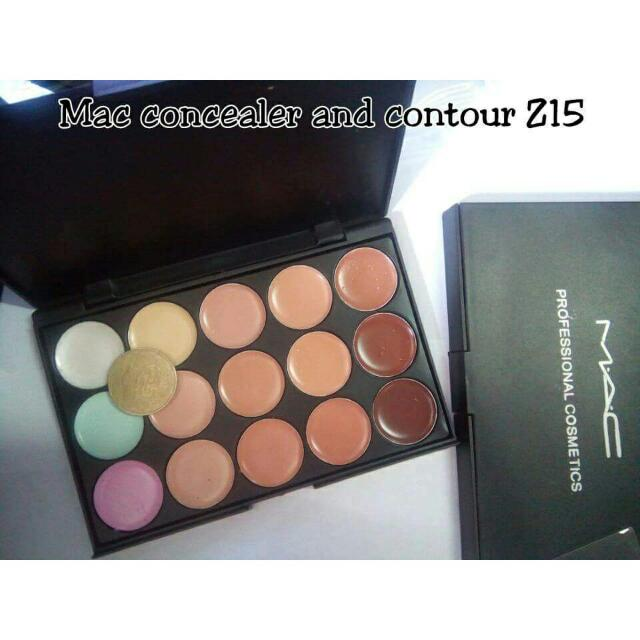 MAC Concealer And Contour