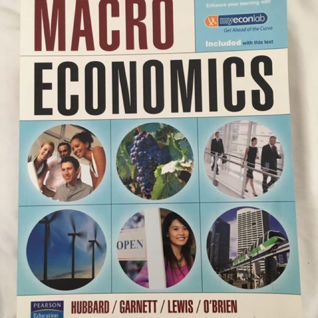 MacroEconomics Textbook