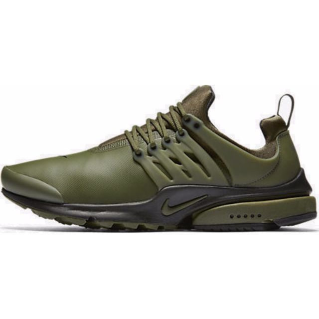 half off 2df8c 75fb2 Nike Air Presto Low Utility Cargo Khaki Black Green, Men s Fashion ...