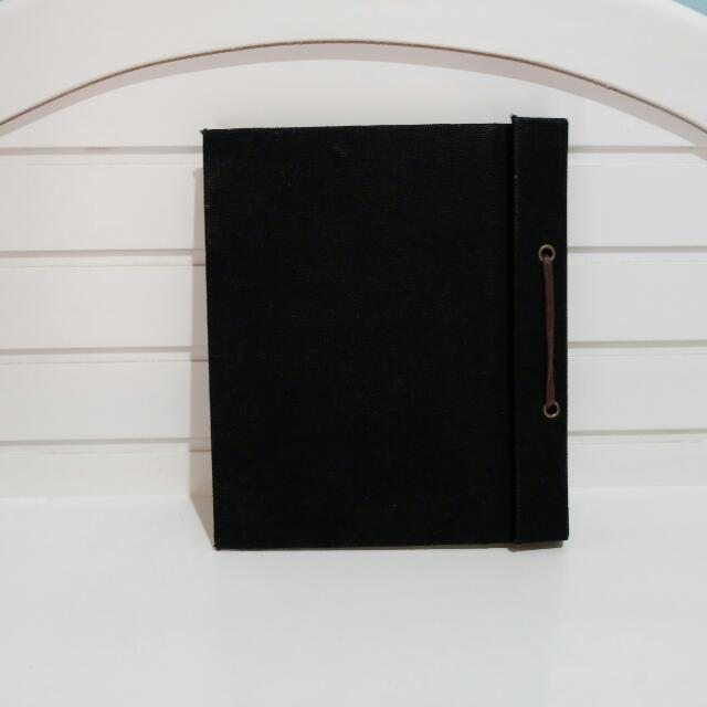 Notes, Buku Tulis Polos, Notebook