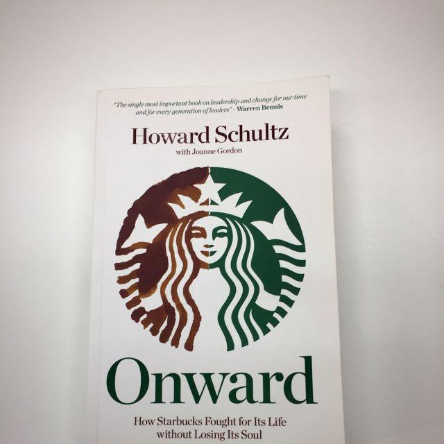 Onward - Howard Schultz