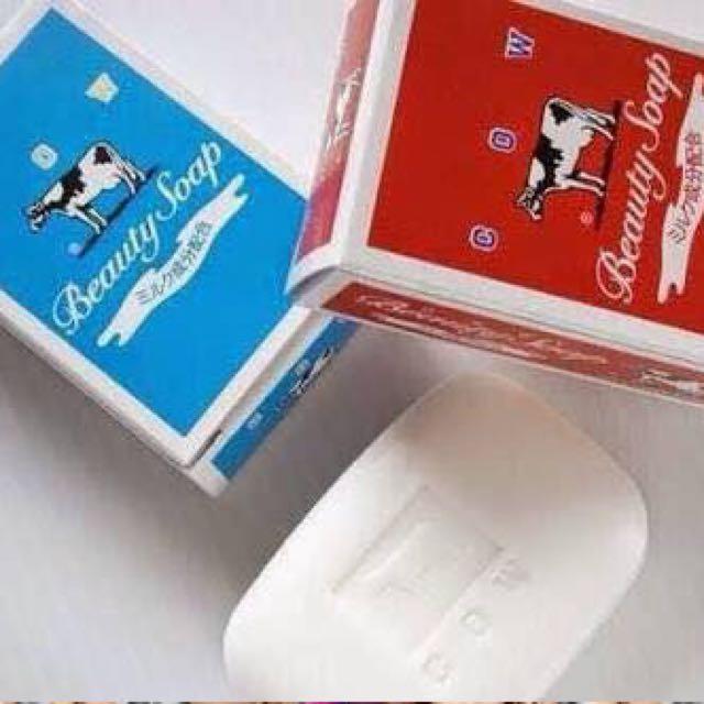 Original Japan Bought Cow Soap