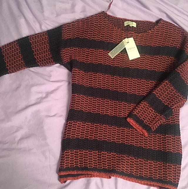 Papaya Sweater - U.K. Famous Brand