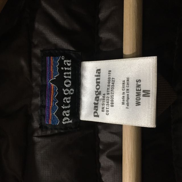 Patagonia Duck Down Jacket FUTHER REDUCED