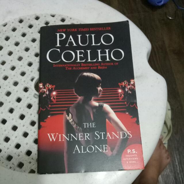 Paulo Coelho's The Winner Stands Alone