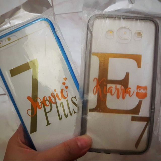 Personalized Cases