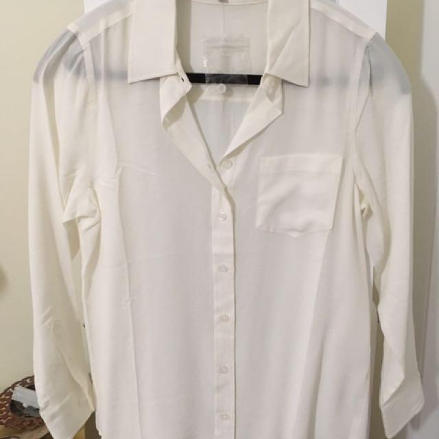 PopBasic Silk Shirt