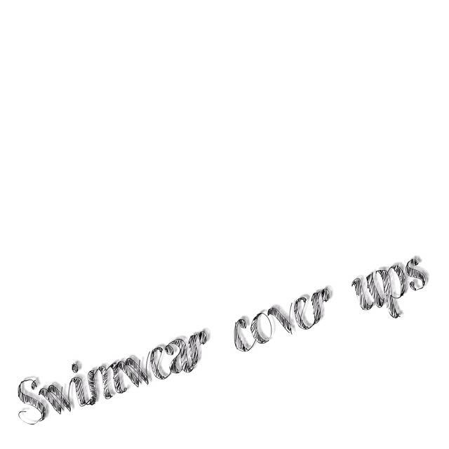 Pre-loved Swimwear Cover Ups