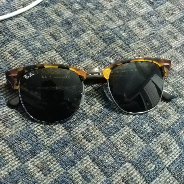 Authentic Rayban Clubmaster - Worn Once