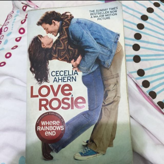 [REPRICED] love, rosie😍