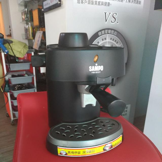 SAMPO 聲寶 義式咖啡機 濃縮咖啡機