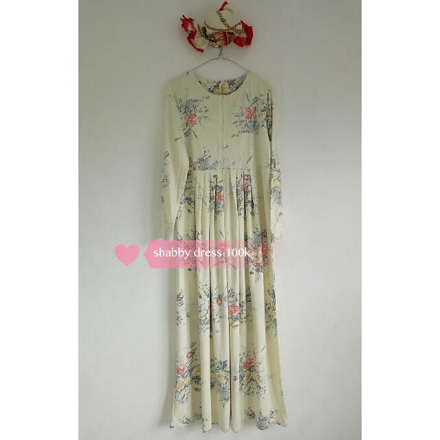 Shabby Dress