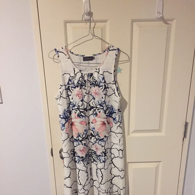 Size 10 mirrou Dress