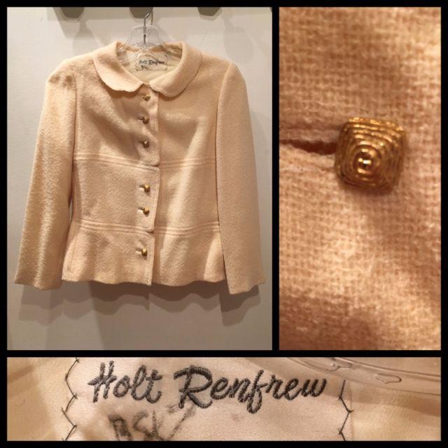Size S - Vintage Holt Renfrew - Jacket