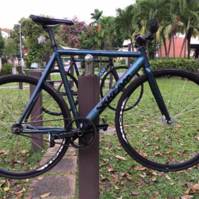 Skream Chameleon Full Bike Size 53 Sports Bicycles On Carousell