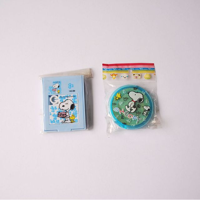 Snoopy compact mirrors