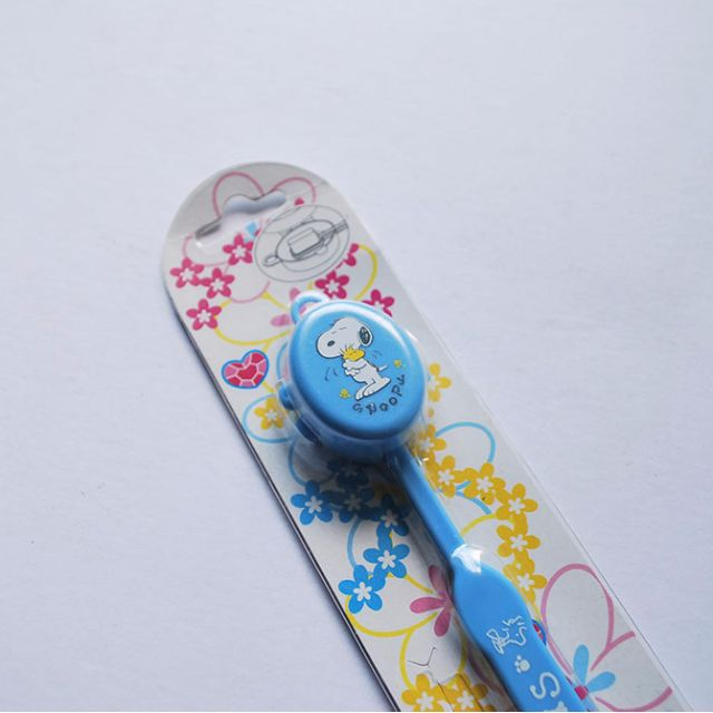 Snoopy toothbrush