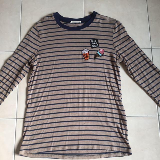 Garage Stripes T Shirt