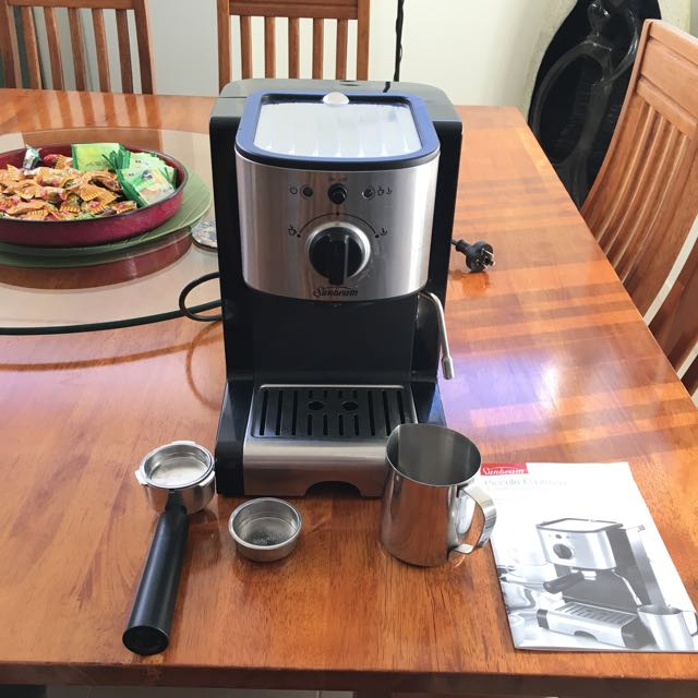 Sunbeam Piccolo Espresso Coffee Machine