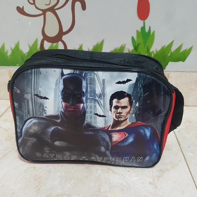 Tas Selempang Batman Vs Superman