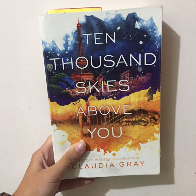 Ten Thousand Skies Above You Book