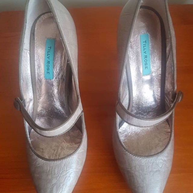 Tilly Rose Heels