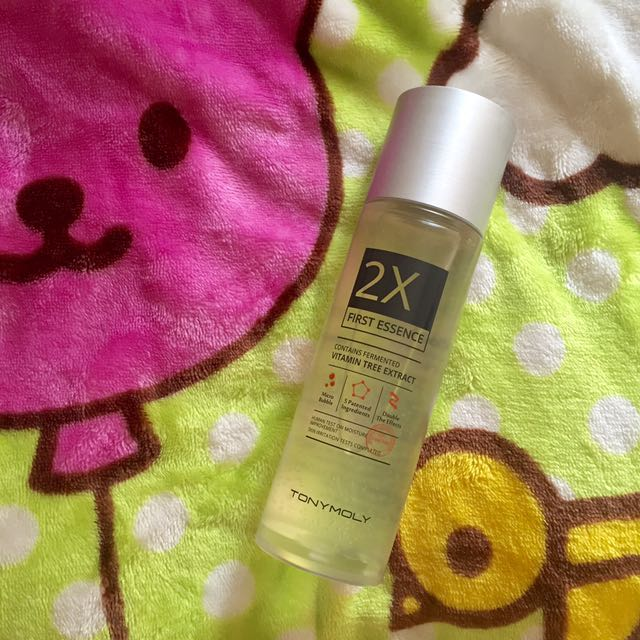 Moisturizer TONYMOLY 2X First Essence