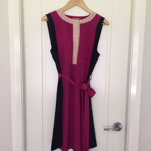 Tory Burch Silk Dress - Size 12