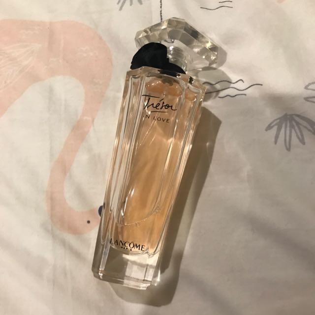 Treson lancome perfume