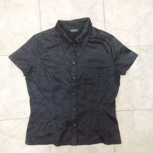 Velvet Black Tshirt
