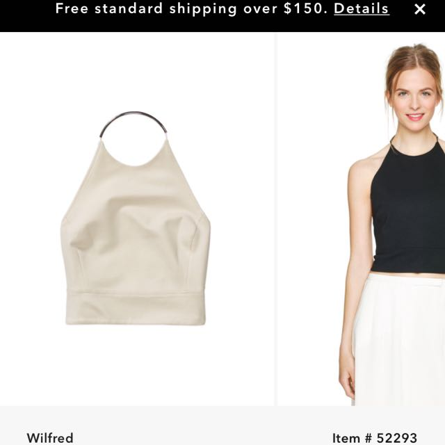 Wilfred, Aritzia Tenso Blouse