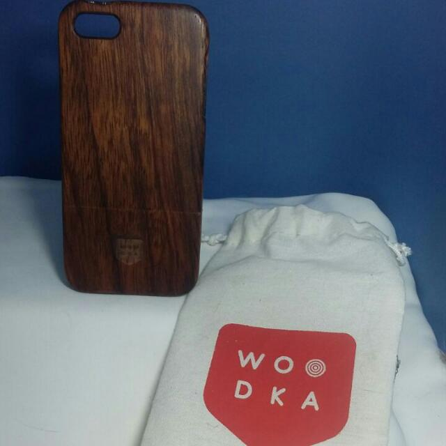Woodka Iphone Case