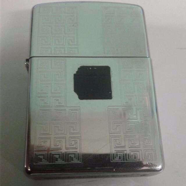 Zippo (Etched)
